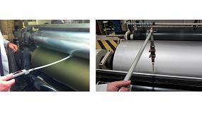 Foto de Suministros Linker distribuye en exclusiva los instrumentos de medida de presi�n y anchura de Nip Control