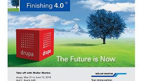 Foto de M�ller Martini en Drupa: �The future is now�