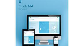 Foto de Nace Bovinium, una plataforma web didáctica y técnica en torno al SRB desarrollada por Merial Laboratorios