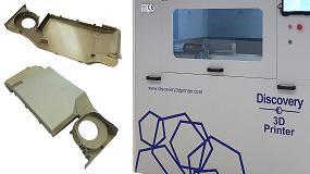 Foto de CNCBarcenas presenta su impresora 3D FFF destinada a uso industrial
