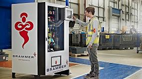 Foto de Los fabricantes europeos se ahorran más de 1,2 M€ gracias al servicio de vending Brammer Invend
