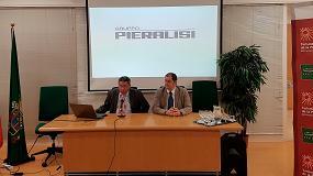 Foto de Conferencia de Pieralisi en la semana gastronómica de Sevilla