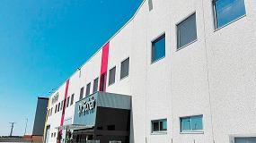 Foto de Inbisa amplía las instalaciones de Dr. Schär en Zaragoza