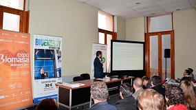 Foto de Éxito de convocatoria en el I Seminario Chileno-Español de Biomasa organizado por Avebiom