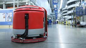 Foto de Asti Technologies Distribution presenta en España el primer robot de limpieza