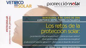 Picture of Jornada de presentaci�n de Veteco Solar y el I Congreso Ib�rico de la Protecci�n Solar