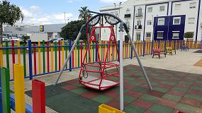 Fotografia de Aunor impulsa los parques infantiles inclusivos, adaptados para la discapacidad