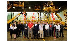 Foto de Haulotte Vostok inaugura sus nuevas instalaciones