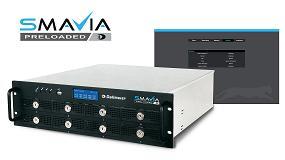 Foto de Nueva appliance hasta para 100 canales HD de Dallmeier