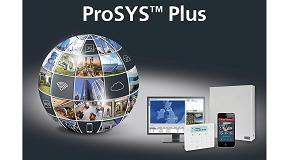 Foto de Risco presenta ProSYS Plus, el sistema de seguridad h�brido de grado 3 con escalabilidad virtual ilimitada