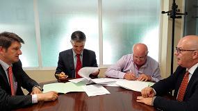 Picture of Asaja-Ja�n y la FADA firman un acuerdo para promover la agricultura de precisi�n con vuelos no tripulados