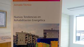Foto de Aluplast participa en una jornada sobre nuevas tendencias en rehabilitación energética
