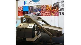 Foto de Gran acogida de la tecnología Tomra para la detección de cuerpos extraños en la carne