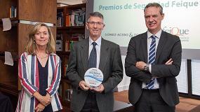 Foto de Covestro recibe el Premio Especial de Seguridad Feique 2015