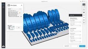 Foto de Stratasys lanza su software de impresión 3D y una nueva aplicación que abarca todo el proceso de diseño