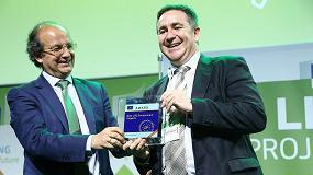 Foto de El proyecto Polymix premiado por los ciudadanos como mejor proyecto Life en la categoría de Medio Ambiente