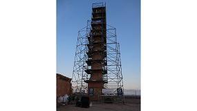 Foto de Mapei colabora en la rehabilitación y refuerzo de la chimenea industrial de Agost, en Alicante