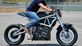 Foto de RC Microelectrónica apoya el proyecto de la moto eléctrica E-Ride de la ETSEIB