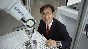 Foto de Epson revoluciona la robótica industrial con los nuevos sensores de alta precisión S-250