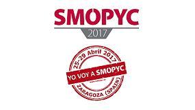 Foto de Smopyc 2017 lleva su promoción a los principales foros sectoriales