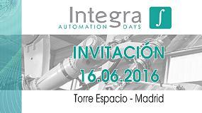 Foto de Madrid acoge la próxima edición de Integra Automation Day