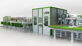 Foto de Centro modular de corte y mecanizado para aluminio