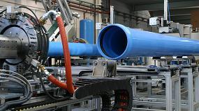 Foto de Beneficios de la Tecnología de Orientación Molecular en la fabricación de tuberías de PVC-O