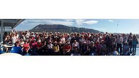 Foto de Los trabajadores de Rolser agradecen a la empresa el viaje a Ibiza para celebrar su 50 aniversario