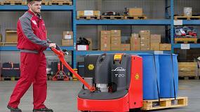 Foto de Linde Material Handling Ibérica forma a sus técnicos en el mantenimiento y reparación de vehículos en entornos ATEX