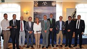 Foto de Pieralisi patrocina los premios 2016 de la DO Montes de Toledo