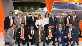Foto de Hoffmann Group celebra su éxito en la BIEMH 2016