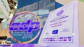 Foto de Domino logra el galardón a la mejor impresora de etiquetas de la EDP