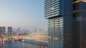 Foto de Fachadas de Wicona en el edificio De Rotterdam, del premio Pritzker holand�s Rem Koolhaas
