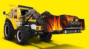 Foto de MANN-FILTER subastará el tractor transformado de su campaña 'Para todos los amantes de los vehículos'