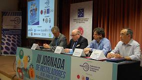 Foto de Numerosos profesionales del sector se dan cita en la III Jornada de Instaladores de Sevilla