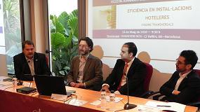 Foto de La ACI celebra una jornada sobre eficiencia en instalaciones hoteleras