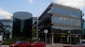 Foto de Audatex/Solera Holdings ampl�a sus oficinas en Madrid y completa un edificio de Realia