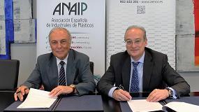 Foto de Anaip y Aenor firman un acuerdo de colaboración