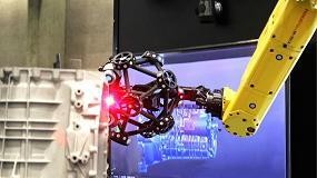 Picture of Creaform aborda la inspecci�n automatizada con el nuevo MetraSCAN 3D R-Series