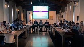 Picture of El TecnoCampus participa en Italia en la asamblea general de ACTE , que re�ne las principales colectividades europeas textiles