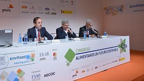 Foto de La industria alimentaria define los retos prioritarios en la lucha contra el cambio climático en Envifood Meeting Point 2016