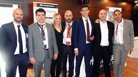 Foto de Haulotte confirma en la 22 Convención de Anapat su compromiso con el mercado español