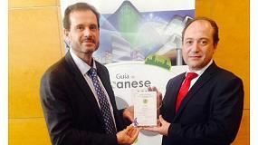 Foto de Alisea Esco recibe el Sello ESE Plus de Anese