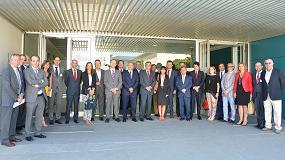 Foto de El Consejo Asesor de Presidencia de la CEV visita Itene