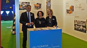 Picture of Tomra Sorting Recycling presenta sus nuevos equipos en SRR