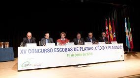 Foto de Tecma hace entrega de las Escobas de Plata, Oro y Platino a las ciudades españolas e iberoamericanas más limpias