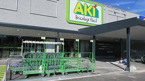 Fotografia de Aki Bricolaje inaugura una nueva tienda en Sant Feliu de Llobregat (Barcelona)