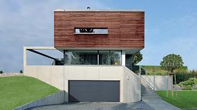 Foto de Puertas seccionales de garaje H�rmann, est�tica y funcionalidad en el hogar