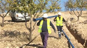Foto de Saint-Gobain PAM España favorece el abastecimiento de agua potable en Hernán Valle