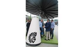 Picture of Smartflower POP, el �girasol� fotovoltaico, protagonista de Genera